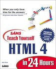 HTML In 24 Hours